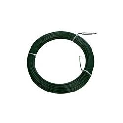 drôt napínací ZnPVC 3,4mm 78m zelený