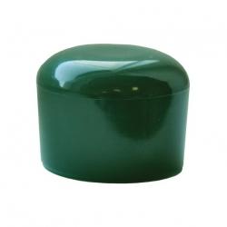 čiapočka na stĺpik D48 zelená