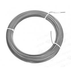 drôt napínací ZN 3,1mm 80m