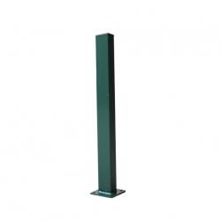 stĺpik 60x40 s pätkou 1800 zelený