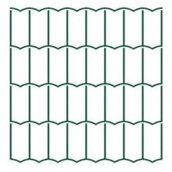 zvárané pletivo H-Plast ZnPVC 1000 25m zelené