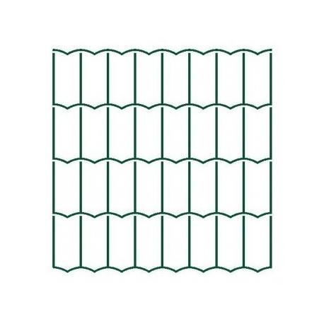 zvárané pletivo H-Plast ZnPVC 1500 25m zelené