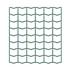 zvárané pletivo V-Plast ZnPVC RAL6005 1000 25m