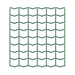 zvárané pletivo V-Plast ZnPVC 1500 25m zelené