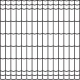 zvárané pletivo LUXOR ZnPVC 1500 25m antracit