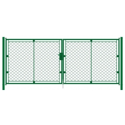 brána KLASIK 2K 3600x1800 zelená