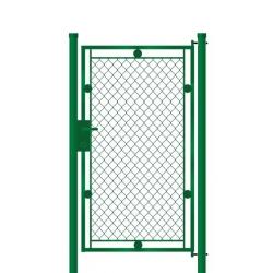 brána KLASIK 1K 1000x2000 zelená