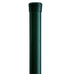 stĺpik D48 ZnPVC RAL6005 1750