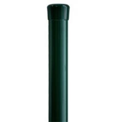 stĺpik D48 ZnPVC RAL6005 2000