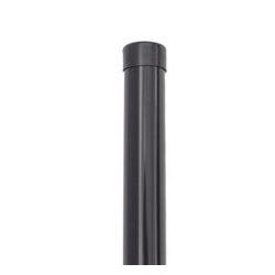 stĺpik D48 ZnPVC 2500 antracit