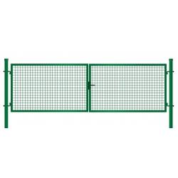 brána STANDARD 2K 4000x1800 zelená