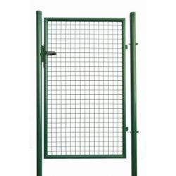 brána STANDARD 1K 1000x2000 zelená