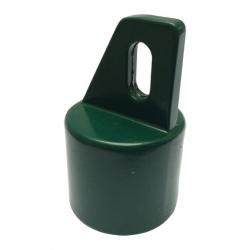 násadka na vzperu D38 AL zelená
