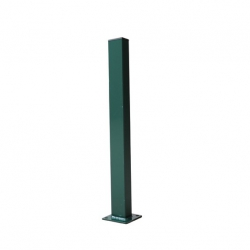 stĺpik 60x40 s pätkou 1400 zelený