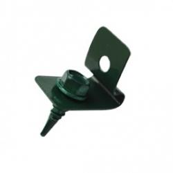 príchytka L CLIP zelená