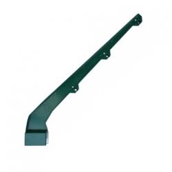 bavolet 60x40 jednostranný zelený