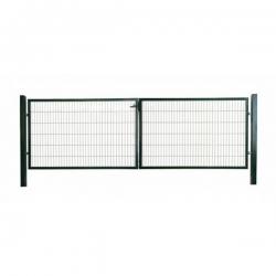 brána OPTIM 2K 3600x1800 zelená