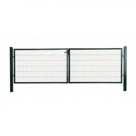 bránka OPTIM 1K 1000x1800 zelená