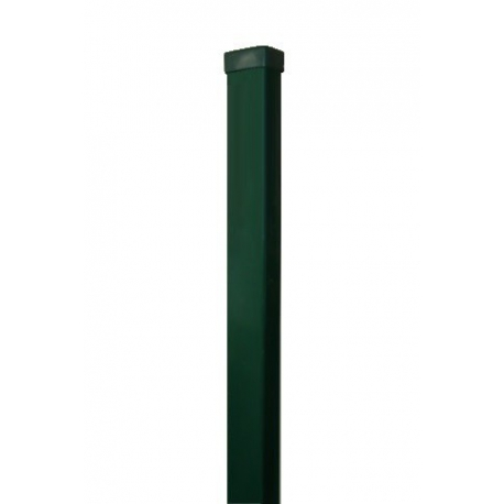stĺpik 60x40 ZnPVC 2600 zelený