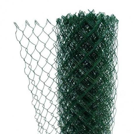 4-hr. pletivo ZnPVC 60x60 1250 25m zelené