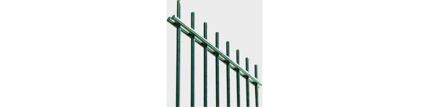 2D ZnPVC RAL6005 (zelená)