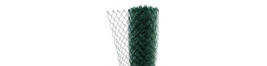 ZnPVC, oko 60x60mm, RAL6005 (zelená)